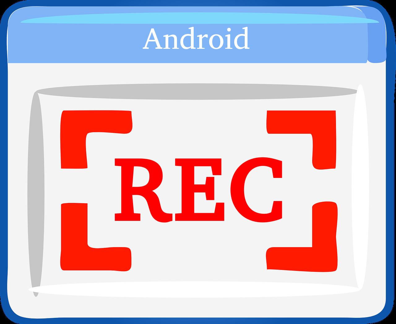 capture d'écran vidéo sous android