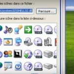 Changer l'icone d'un dossier Windows