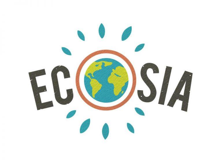 Logo d'Ecosia