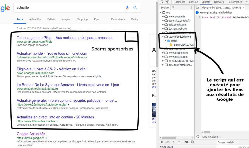 script searchfeedtech.com