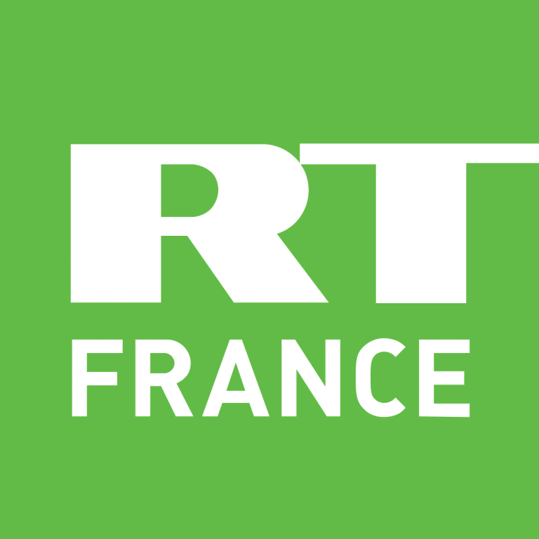 Watch RT France - RT France logo