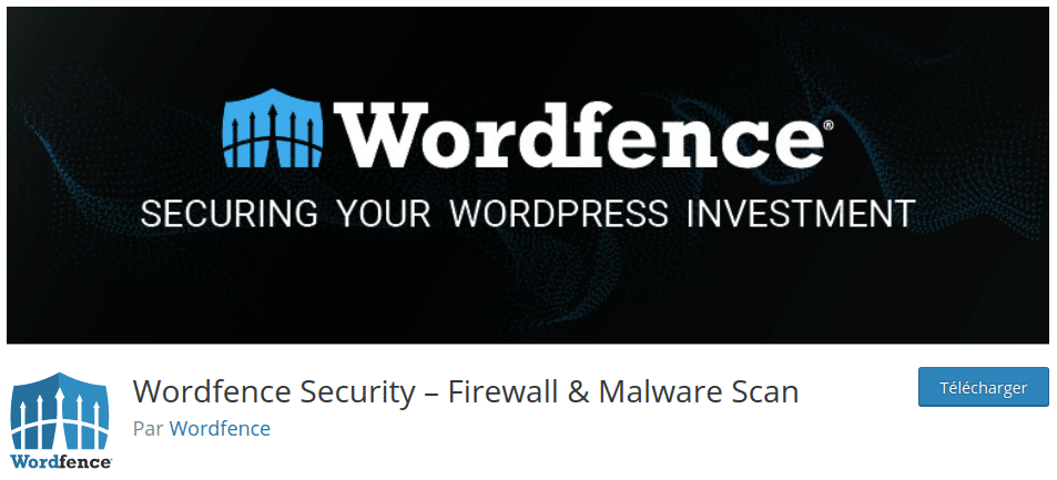 Wordfence Security is one of the best protections for WordPress