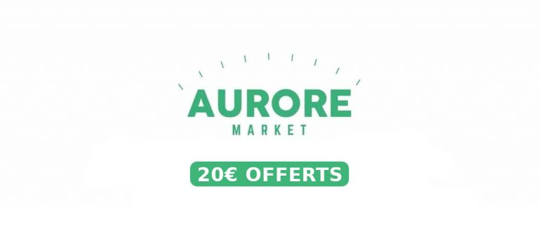 Aurore Market - Cheap organic products - Promo Code