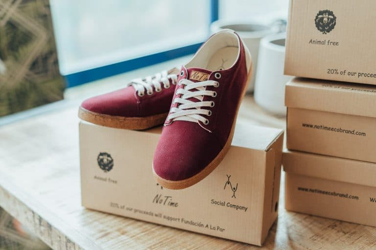 Chaussures NoTime rouges